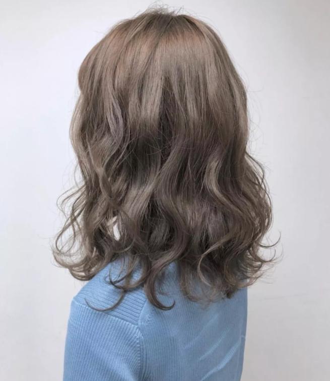 """2018流行""""海藻烫"""",一款最适合长发的烫发发型!图片"""