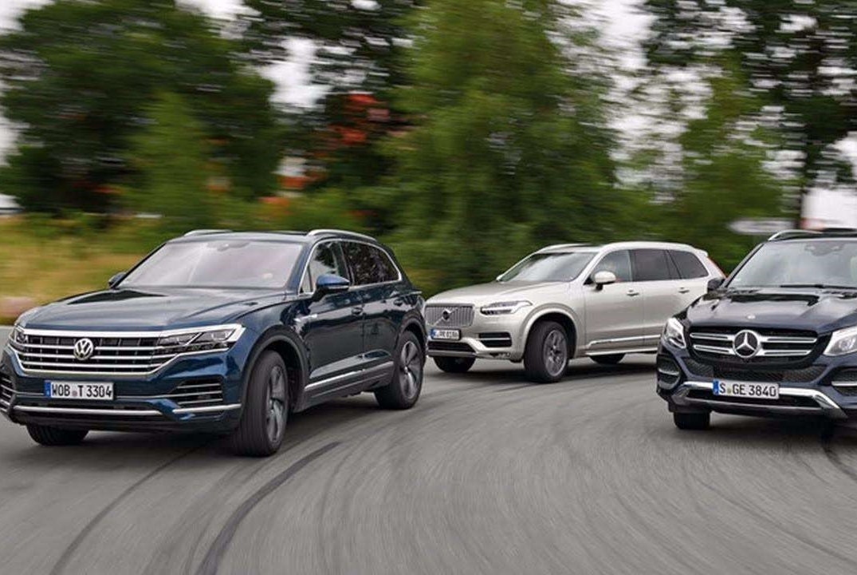买宝马坐奔驰都是为了面子,但买大众这三款车的人,才叫真懂车