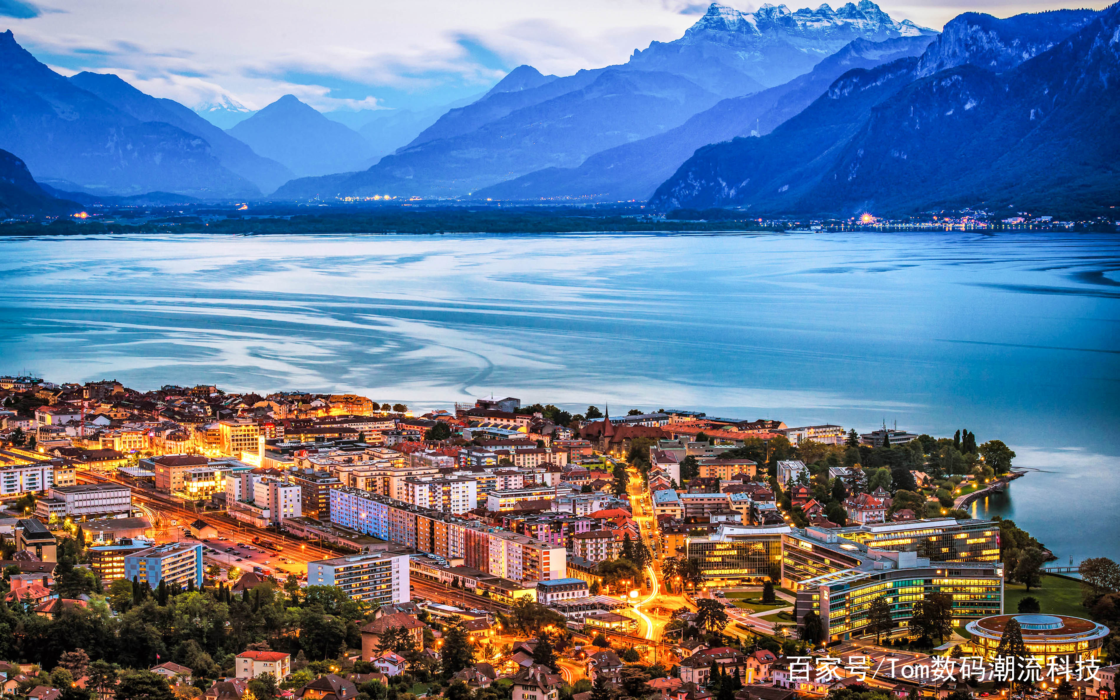 世界上最富有的城市 也是世界上最大的金融中心之一