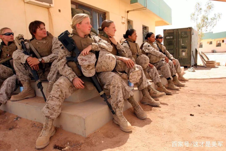 美军怎么忽悠女生去当兵?这个好处大家最爱(非钱)
