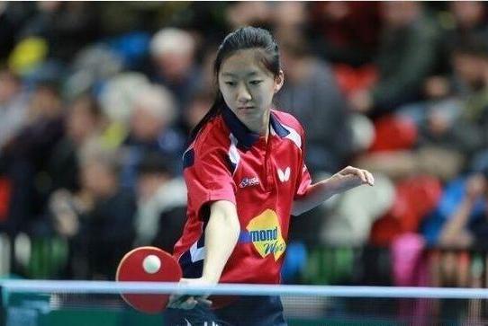 15岁华裔美国小将,3-2击败国乒高手,或将成为又一个张本智和