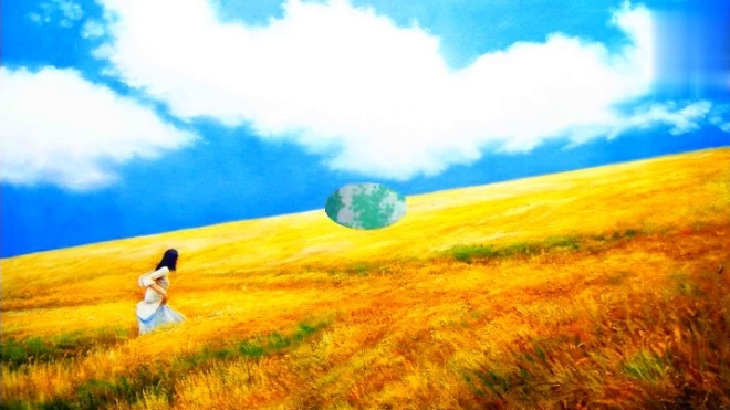 一首《草原迎宾曲》香甜的奶酒是草原的甘露,大草原欢迎你