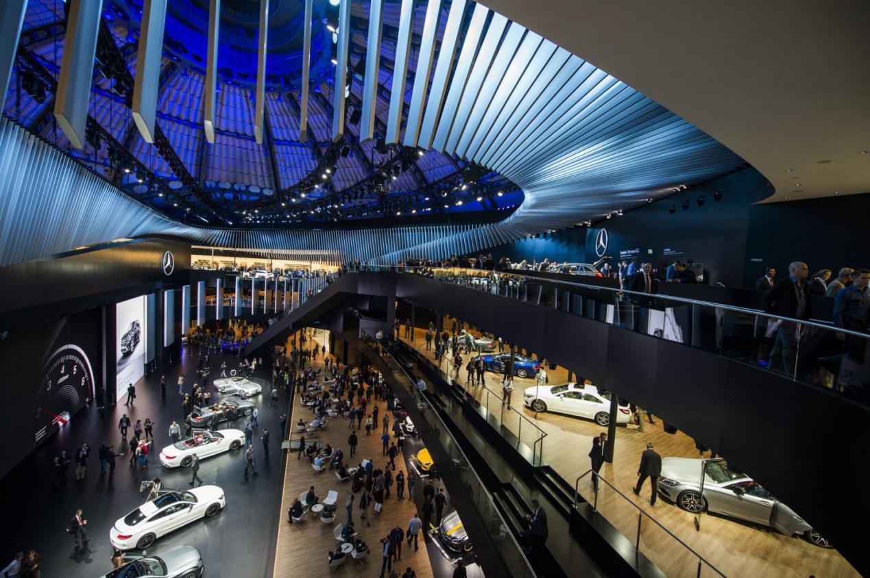2019法兰克福车展冷思考:世界最大车展为何沦为过场?