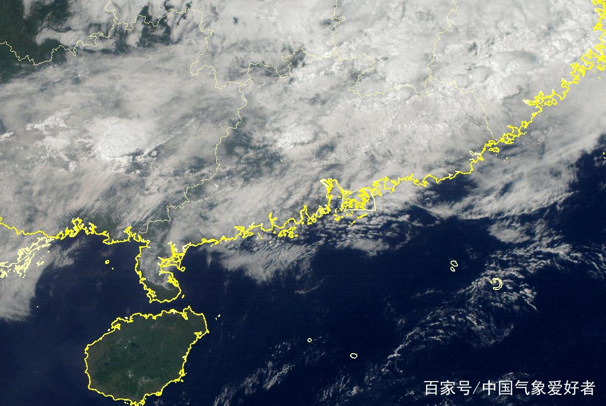 """确定了!南方的南方进入""""正宗""""雨季,权威预报:广州雨连下一周"""