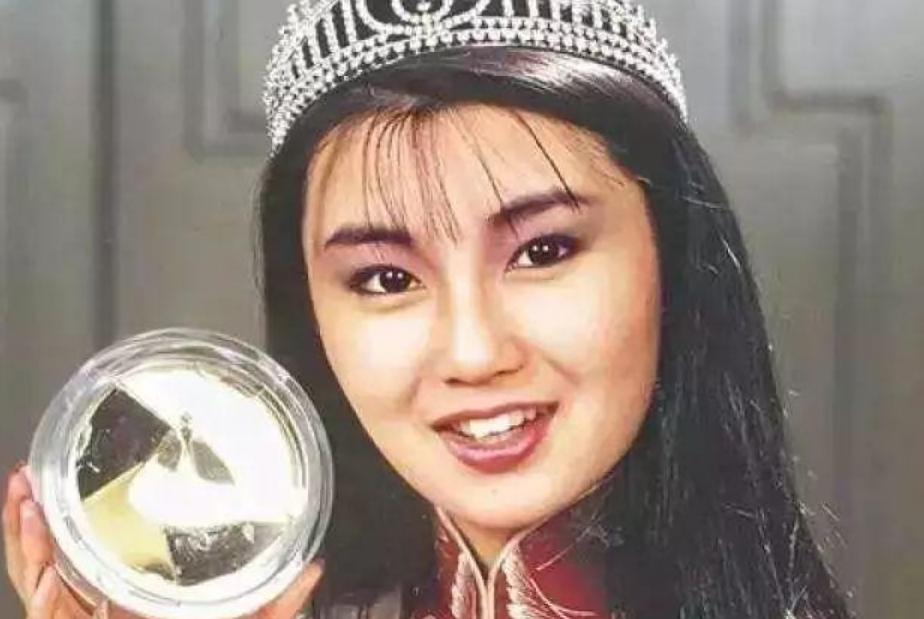 作为香港女神的她被渣了11次,网友:活该!