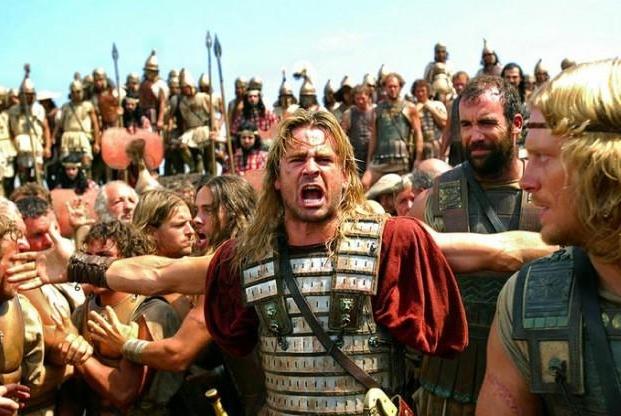 如果亚历山大东征路上,没有迷路,当时战国能不能抵抗得住?