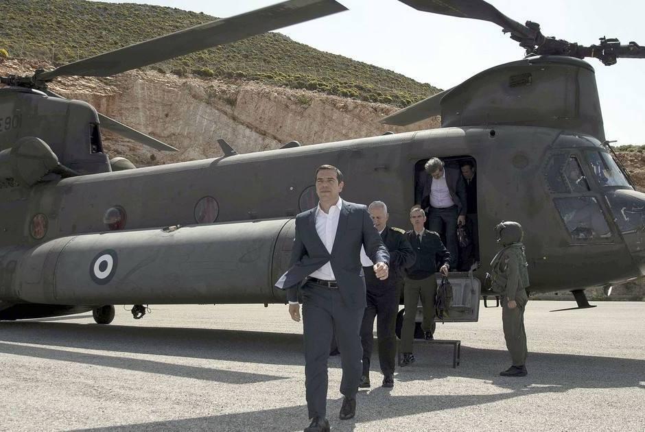 希腊遭遇奇耻大辱,总理专机被他国战机挑衅,事发地还是本国领空
