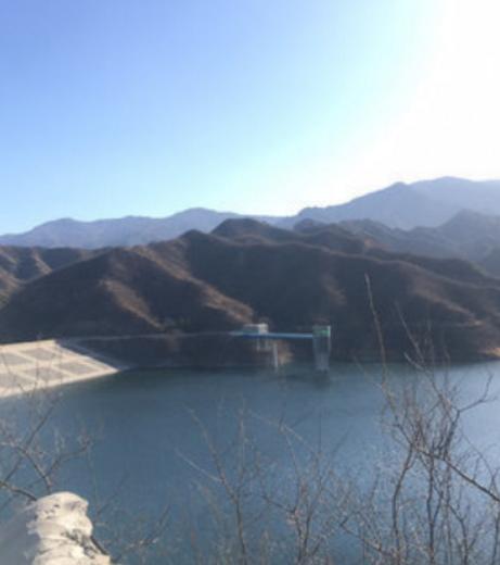旅游:斋堂水库——门头沟区最大的水库,也是风景最优美的水库