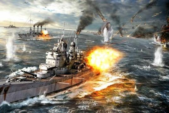 """中外战争史上蠢到窒息的操作,用""""马桶""""抵抗军舰,谁想的!"""