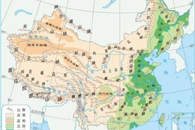 中国领土面积世界第三,为何有效面积远超俄罗斯?中美皆成为大国