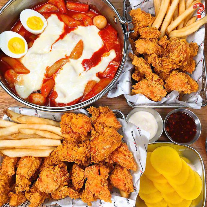 梦到吃炸鸡什么意思
