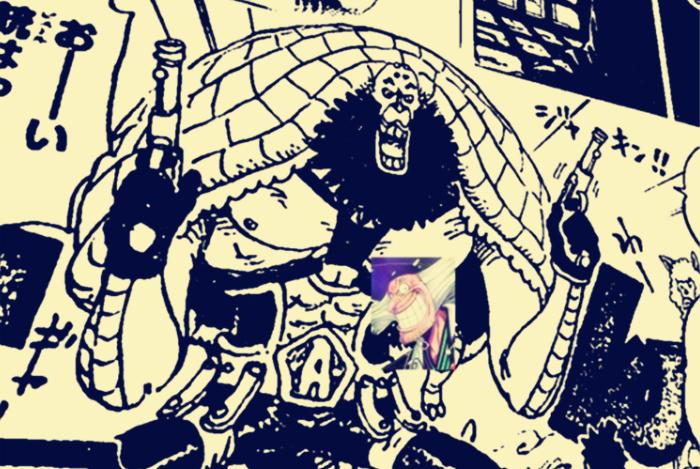 海贼王939官方情报:豹五郎斩杀上古神兽,凯多不死之生竟靠鳞甲