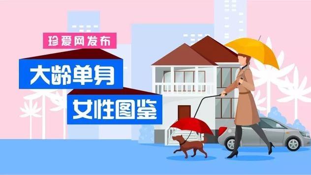 《大龄单身女性图鉴》:超4成有房产,希望男方收入是自己2倍以上