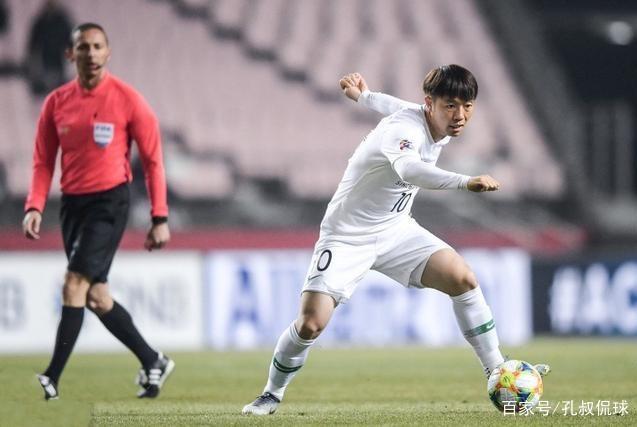 北京国安1比3全北现代 球迷:李磊踢不了主力,双方差距明显