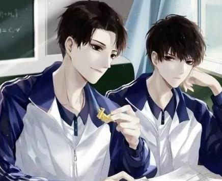 有一本校园纯爱bl文叫《伪装学渣》,有一种甜蜜爱情叫谢俞和贺朝