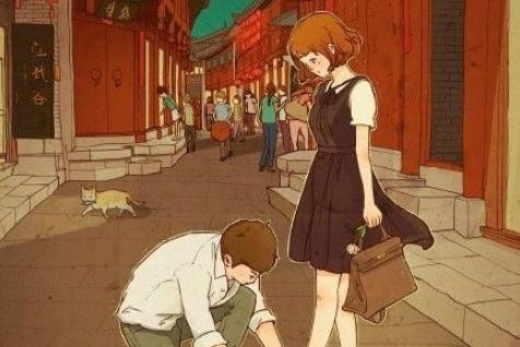 男生心中的小秘密轻易不讲出来,对你说了只能说明他在乎你