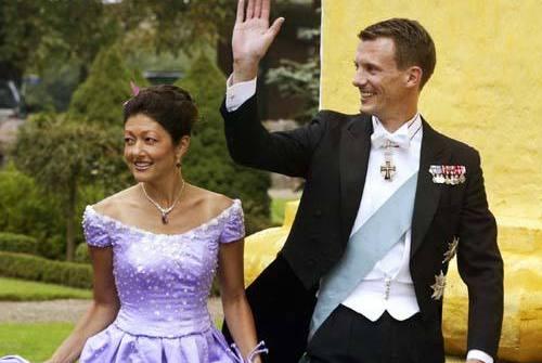离开了丹麦皇室,这位拥有中国血统的王妃,却成了最后的赢家