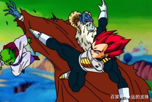 龙珠超漫画45回:魔罗剥夺贝吉塔变身能力,王子无法变身超赛!