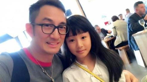 吴启华离婚3年仍带前妻和女儿旅行