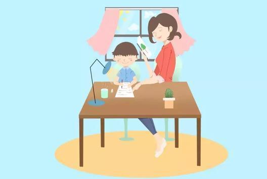 作业是亲子关系第一杀手:决定孩子性格的辅导方式,你中了哪条?