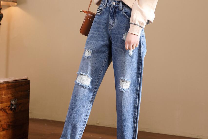 千万不能错过的五条牛仔裤!今春百搭时尚必备单品