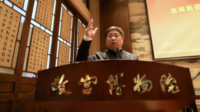 故宫博物院院长单霁翔退休:我不是故宫掌门人,是看门人