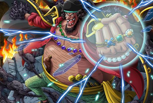 《海贼王》:和之国篇,黑胡子黄雀在后,成三系果实最强者