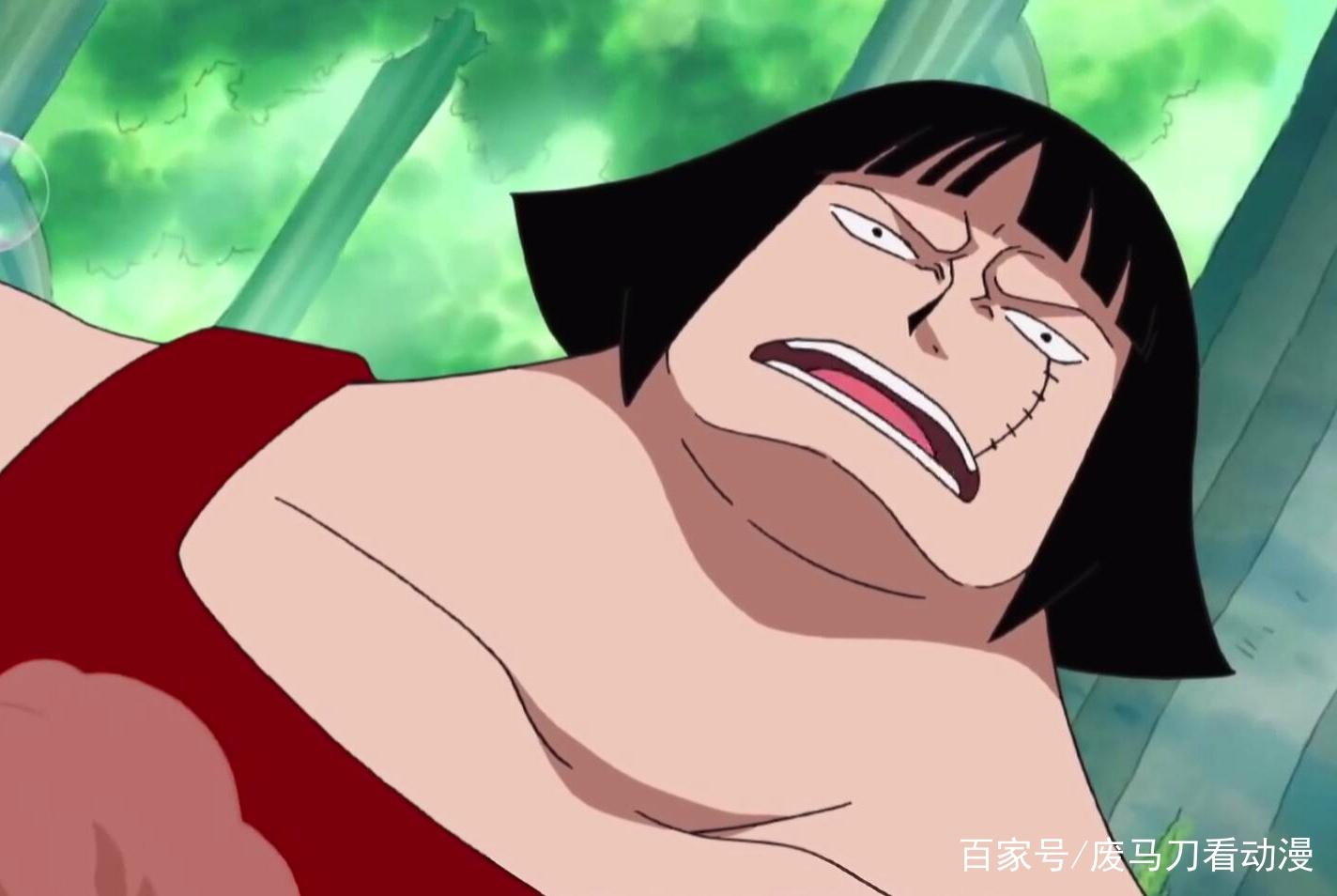 海贼王:战桃丸也会高级霸气,难怪自称世界上防御力最强的男人
