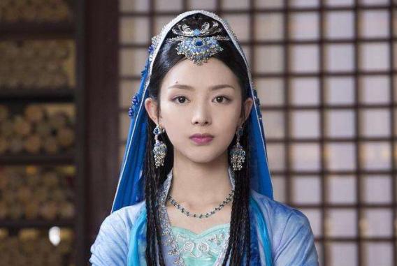 乾隆选的最后一位妃子,整整小了47岁,却成了乾隆五大贵妃之一