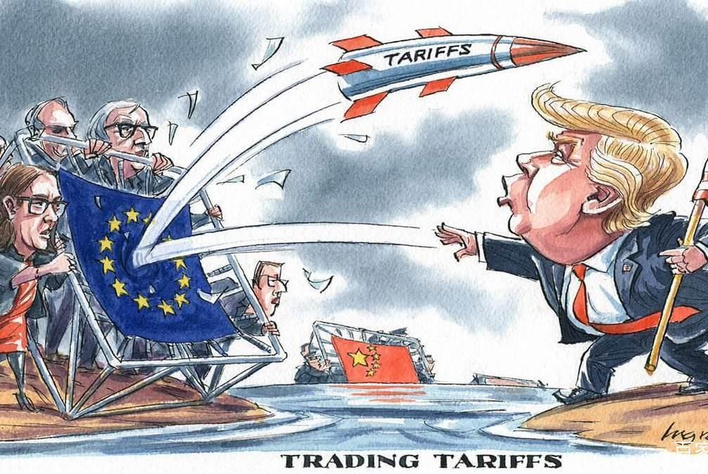 美国要求欧盟抓紧谈判自由贸易协定,欧盟为何一再拖延?