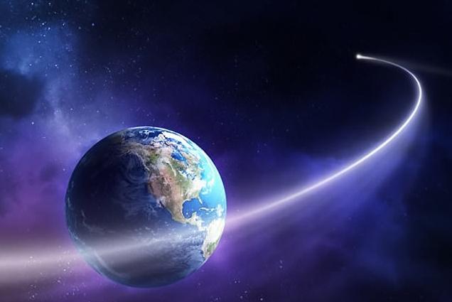 太空发来一个警告,不速之客正向地球高速飞来,专家:问题不大