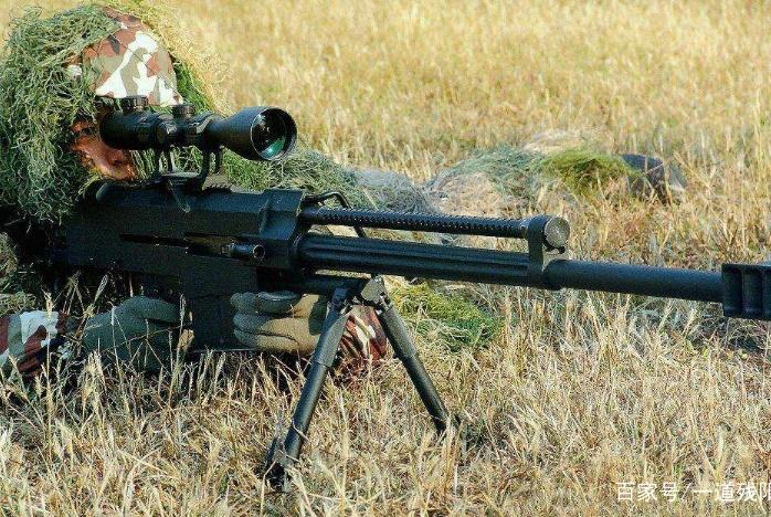 我军步枪也有配套瞄准镜,这款新式瞄准火控系统,远超一般瞄具