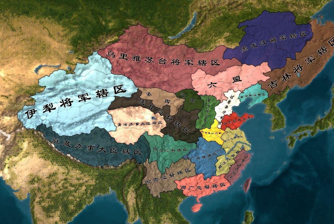 揭秘:清朝四川总督地位极高,权力非常大,为何却管辖一个地区?