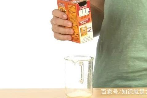 """只用小苏打与白醋就能隔空灭""""火""""?这是怎么做到的?"""