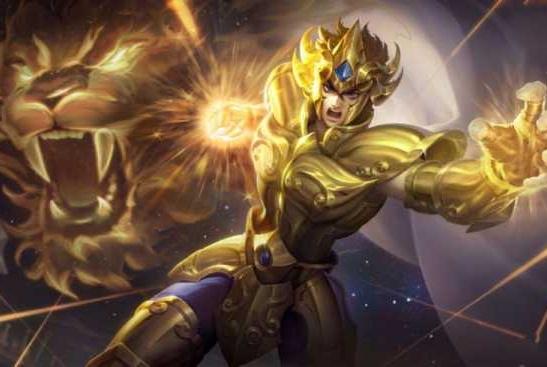 王者荣耀:狮子座原画露面 预估售价和后羿一样 原因有三点