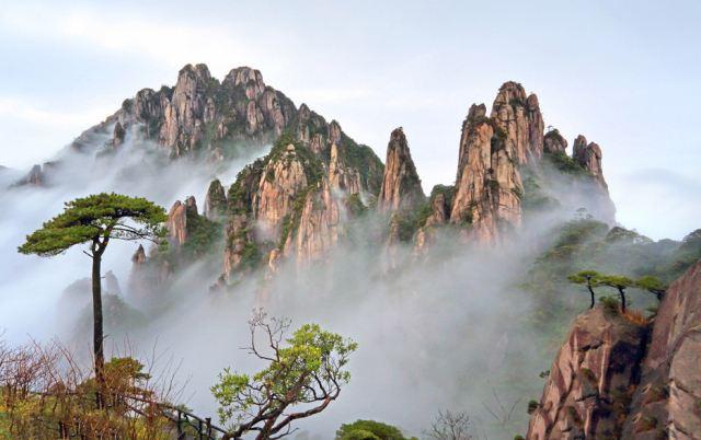 江西最适合夏天旅游的三大景点,景色优美,避暑胜地