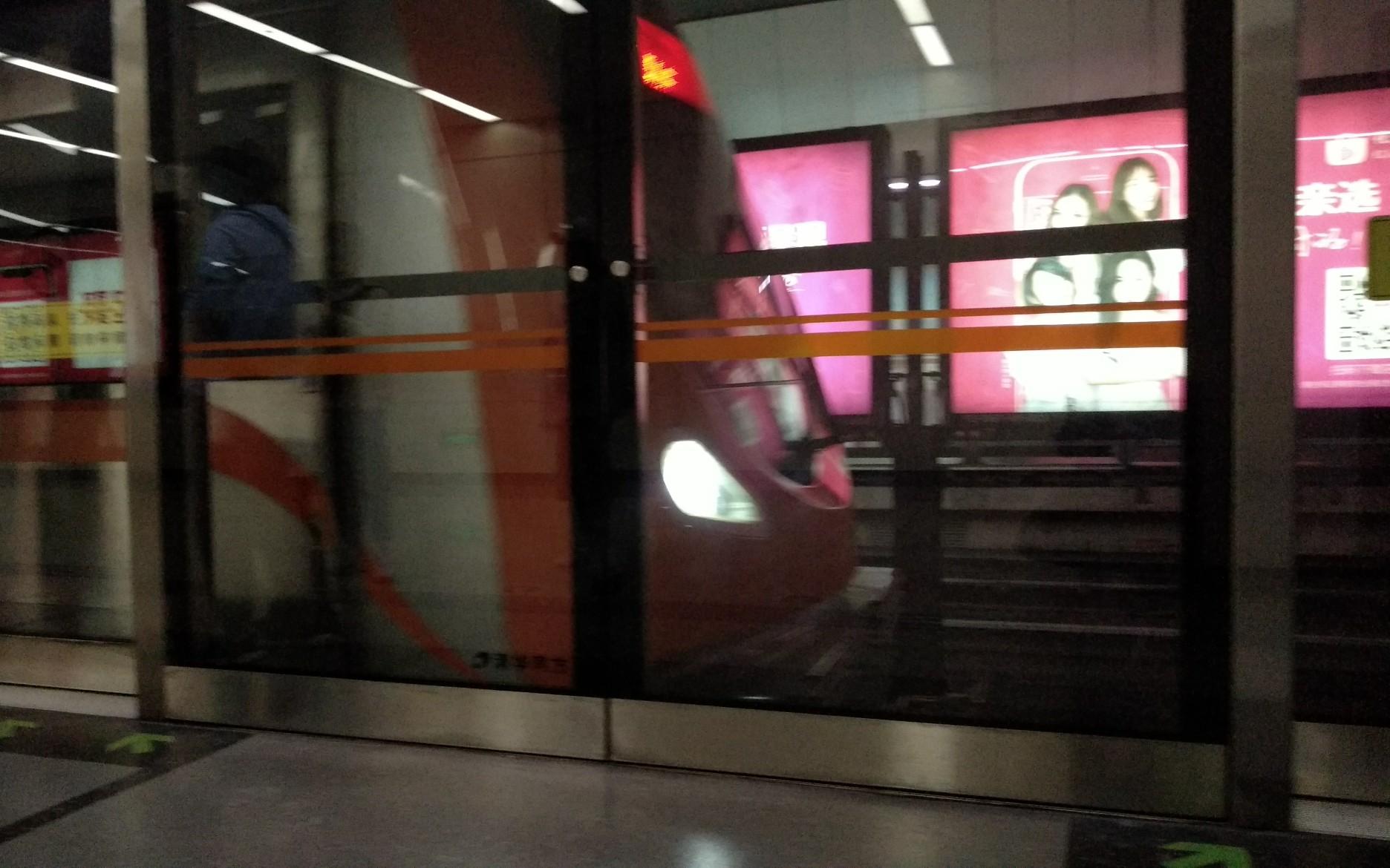 「拍地铁」北京地铁房山线