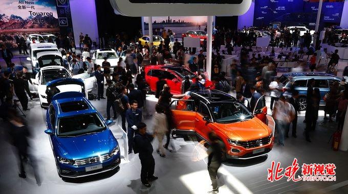 2018北京车展新亮点!今年什么样的车最吸引人?