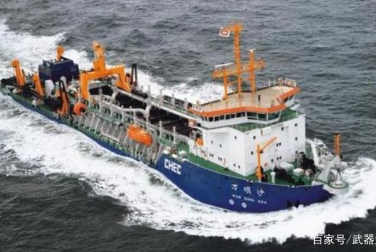 260万平米人工巨岛竣工!中国4艘重船挺进深海,历时4年再创奇迹