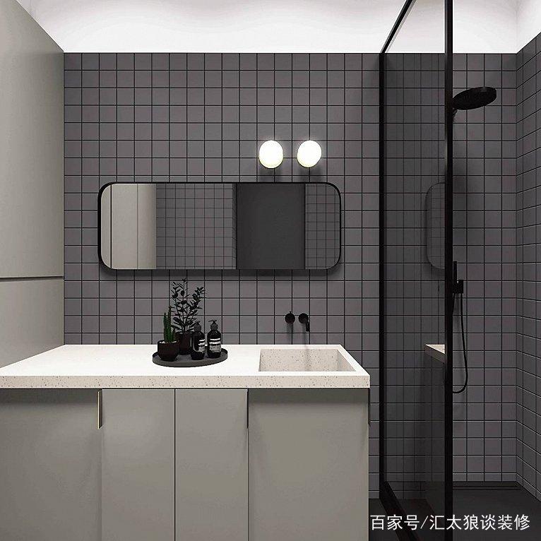 [汇太狼装修网]北欧风格单身公寓装修效果图:高级灰,到底有多高级?