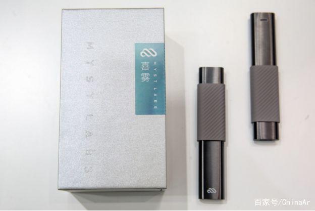 喜雾电子烟P1评测:换个姿势吸烟,绽放你的成熟魅力