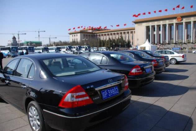 2019两会用车盘点!这4款车型很抢眼,中国行政用车真的崛起