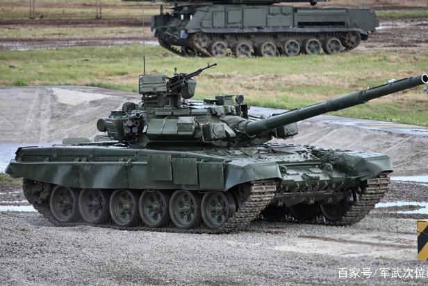 买买买!俄罗斯自己都舍不得用的坦克,印度一口气就买了四百辆