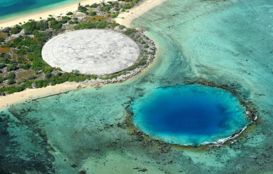 致命泄露:美国引爆的43枚核弹正从一个小岛泄漏到太平洋