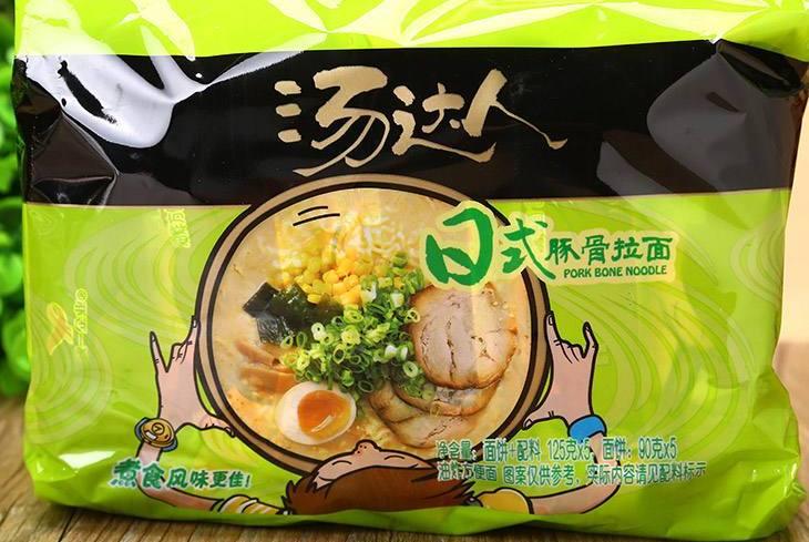 网评最好吃的4种方便面口味,康师傅没上榜,第一种连汤都喝光!