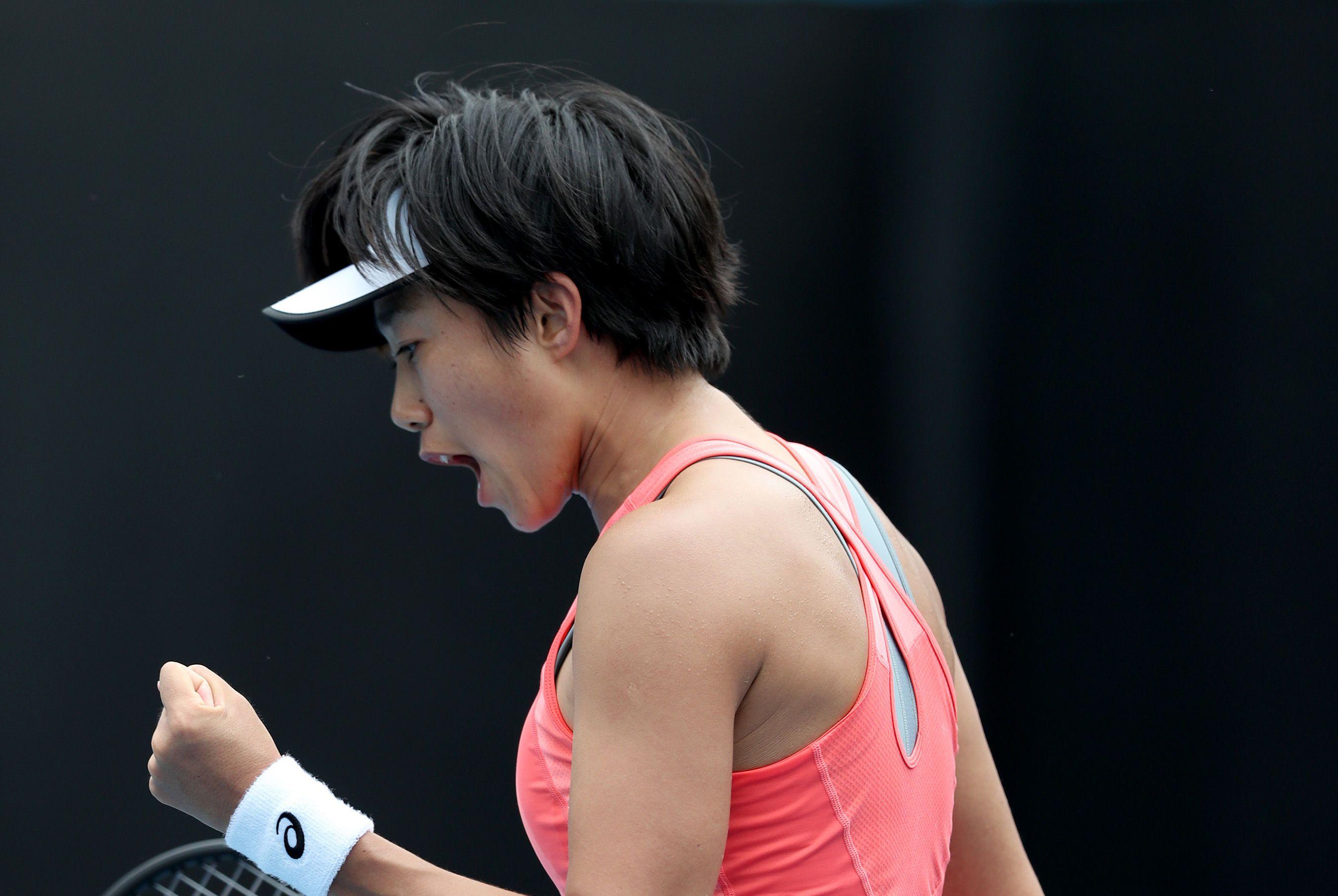 WTA迪拜冠军赛战报:张帅不敌纳瓦罗出局,郑赛赛同样止步次轮!