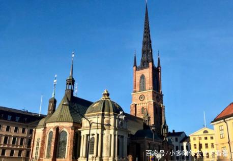 宏伟古老的教堂——骑士岛教堂值得一去