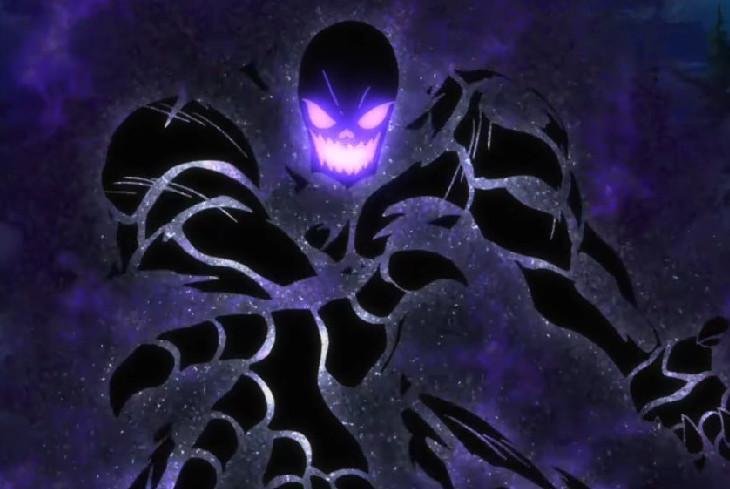 妖精的尾巴302集:伽吉鲁VS死神,蕾比成护夫狂魔,看完感动!