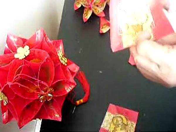 灯笼制作方法 绣球灯笼
