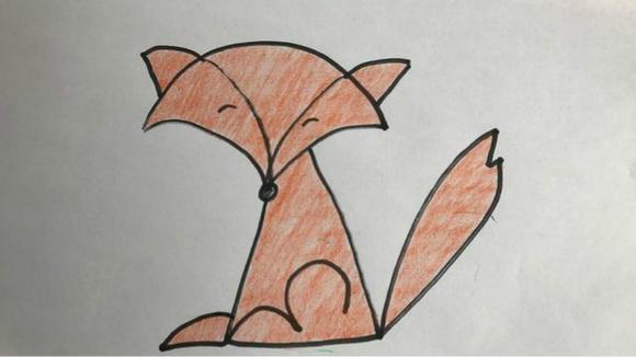 美术教育启蒙 雨伞的画法 04:03 儿童简笔画《小蛇》简笔画绘画教学
